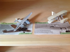 Planes Model Set